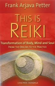 Jikiden Reiki Books - Cover of This is Reiki