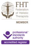 FHT member logo PSA reiki register