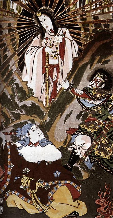 traditional reiki and religion - shinto